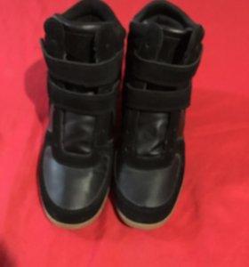 Сникерсы,ботинки