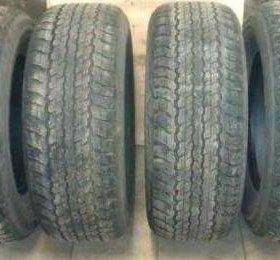 Шины 285/60R18 Dunlop