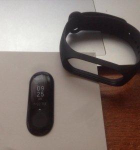 Умные часы Xiaomi mi band 3