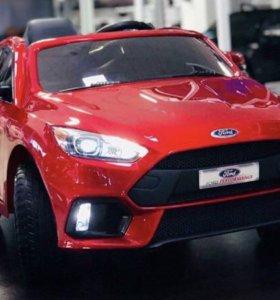 Электромобиль Ford Focus RS Лицензия