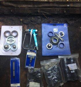 Запасные части к покрасочному оборудованиюГраго