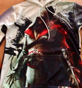 Худи Assassin's Creed