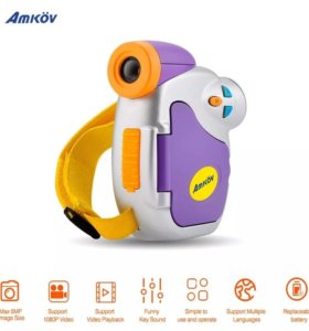 Видеокамера для детей