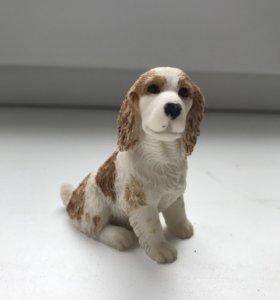 Керамическая фигурка собаки