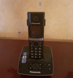 Радио телефон Panasonic KX-TG8061