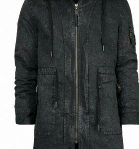 Куртка парка Дизель