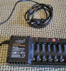 Зарядное устройство на 8 аккумуляторов