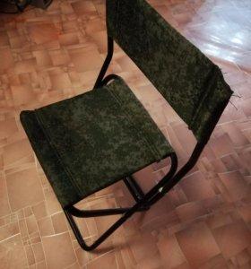 Складной стул со спиной