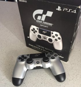 Джойстик Dualshock 4 GT Limited Edition