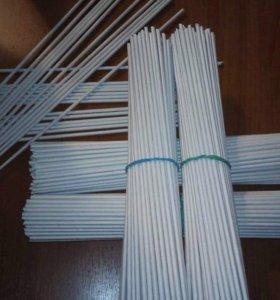 Трубочки из бумаги