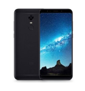 Новый Xiaomi Redmi 5 Plus 3-32Гб Black Global Vers