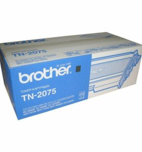 Картридж для принтера brother TN-2075