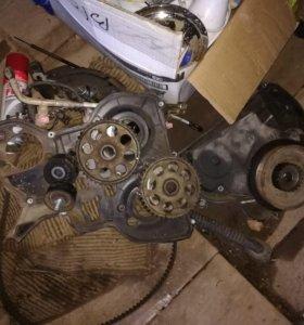 Мотор 126 на ваз 2170 2110