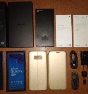 Samsung Galaxy S8 Plus Duos, состояние нового
