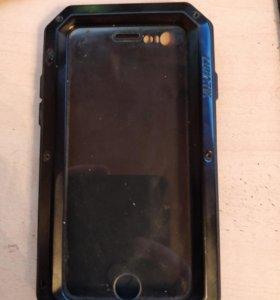 Ударопрочный чехол iphone 6s