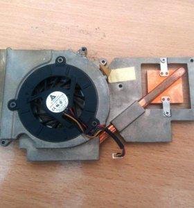 Охлаждение ноутбука Asus F7