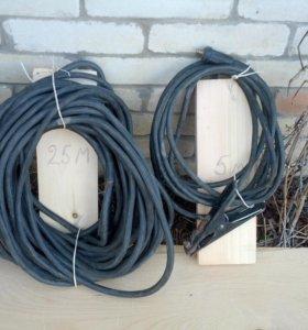 кабел ь сварочныи