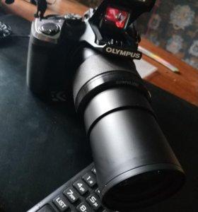 Хороший фотоаппарат olimpus sp100ee