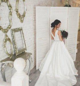 Продам роскошное свадебное платье