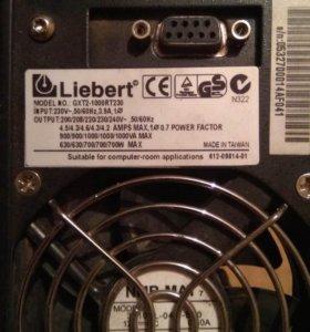 ИБП Liebert GXT2-1000RT230