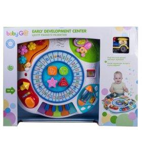 Развивающий столик BabyGo новый и подарок