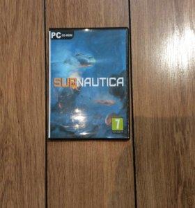 Игра выживание SUBNAUTIKA PC