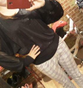 кофта+юбка с бантом