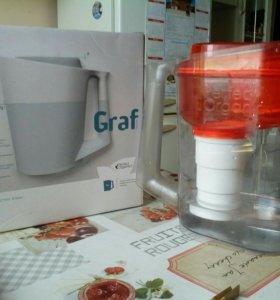 Фильтр-кувшин Graf - прибор для доочистки воды