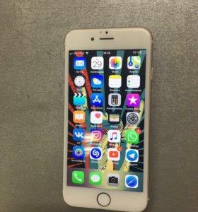 Продам Apple iPhone 6 16db gold
