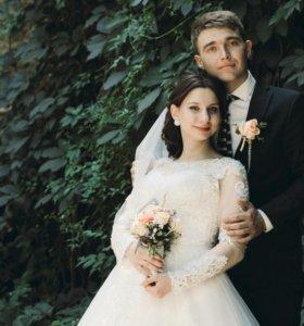 Свадебный/семейный/детский фотограф