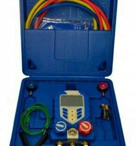 — Цифровой манометрический коллектор;Value VDG-1