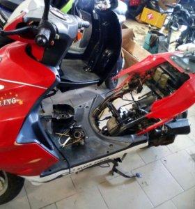 Требуется механик по ремонту скутеров и мотоциклов