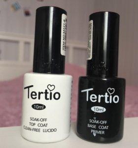"""База и топ """"Tertio"""""""