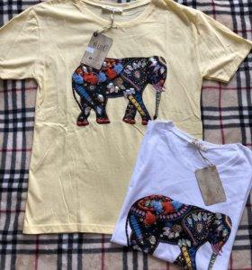 d7839666188 Женские футболки и топы в Мытищах - купить белые и черные футболки ...