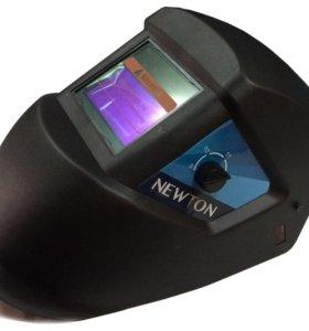 Сварочная маска хамелеон Newton Ф 5