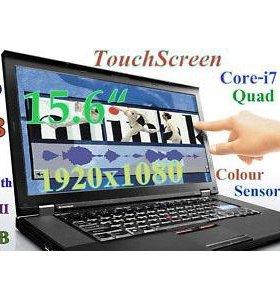 Рабочая Станция ThinkPad IBM W510 Pro I-7 Extreme