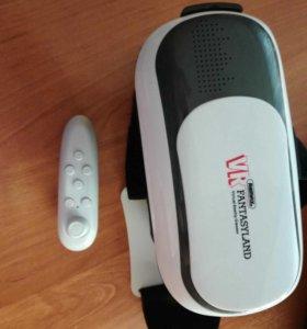 VR BOX + джойстик
