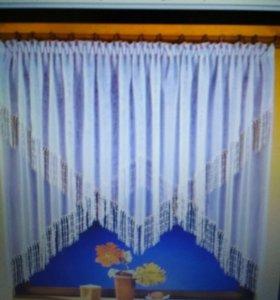 Пошив штор, ремонт одежды