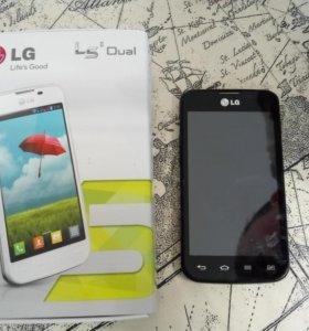LG E 455