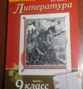 Учебник по литературе(1-2часть)
