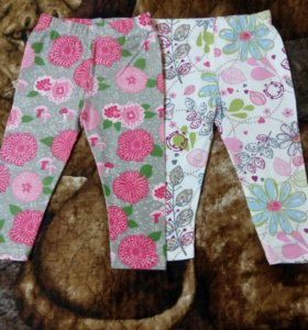 Новые х/б штанишки
