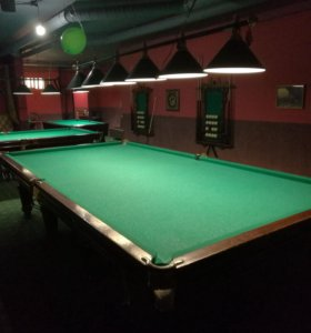 Бильярдный стол Sam Billiards 12f