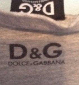 Футболка оригинал Dolce & Gabbana Торг возможен
