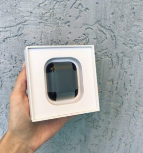 AirPods Black глянцевые