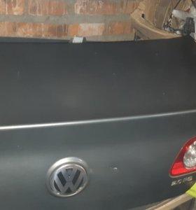 Passat b6 крышка багажника. Volkswagen