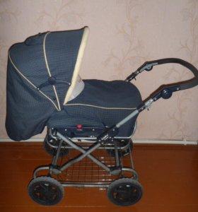 Детская коляска-трансформер GEOBY DESIGN C601-T
