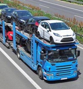Доставка автомобилей