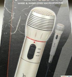 Беспроводной микрофон АК - 308
