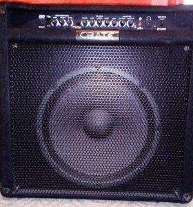 Комбик для бас-гитары CRATE BT220