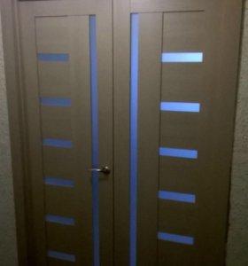 Производство межкомнатных и входных дверей.